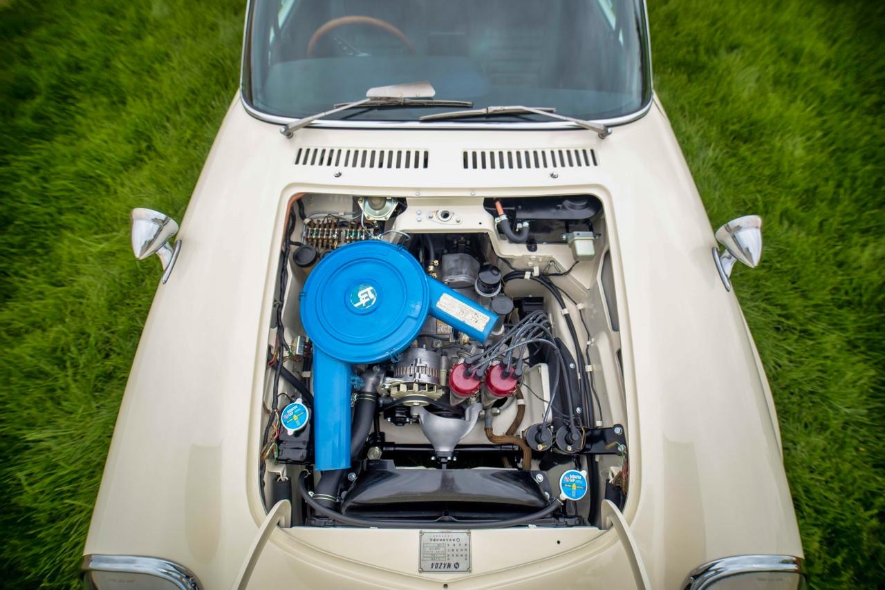 Mazda Cosmo Sport... Ca tourne ! 16