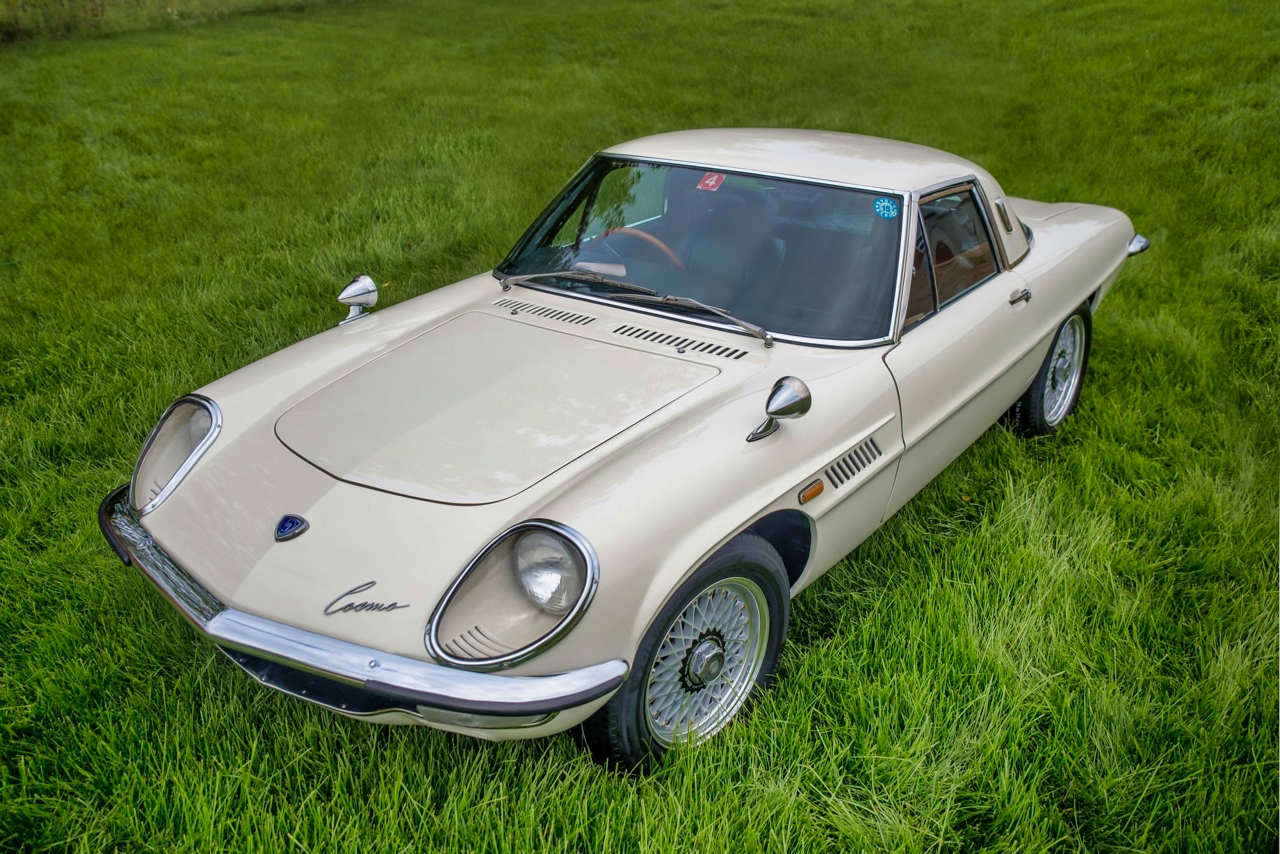 Mazda Cosmo Sport... Ca tourne ! 1