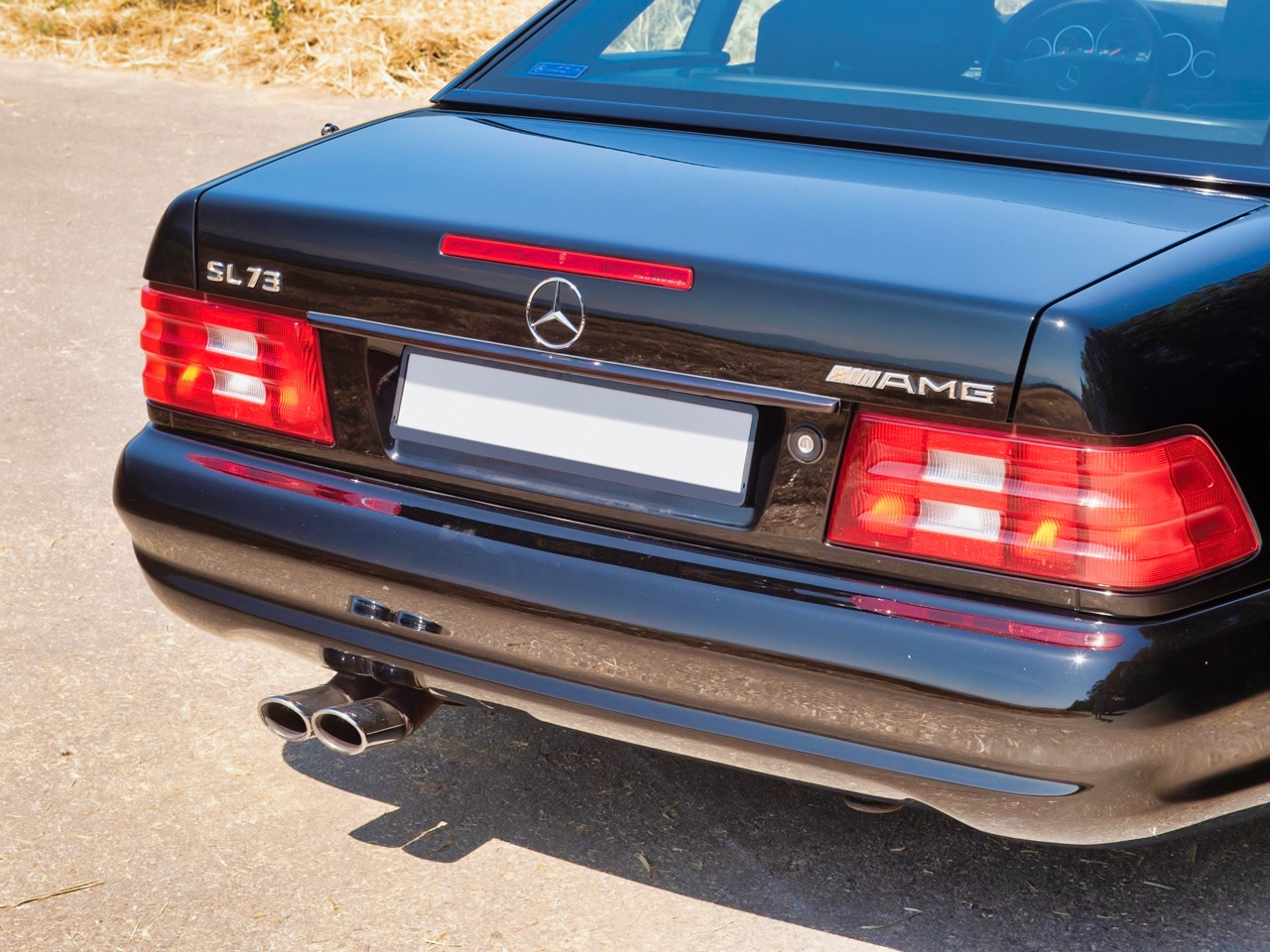 Mercedes SL 73 AMG - Sleeper Delux' 3