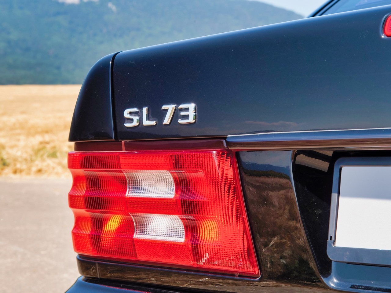 Mercedes SL 73 AMG - Sleeper Delux' 1