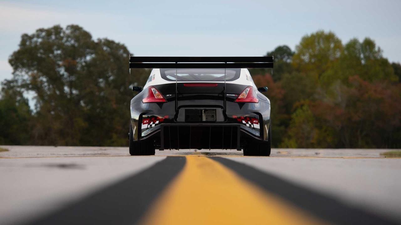 #SEMA 2019 : Nissan 370Z Global Time Attack... 1