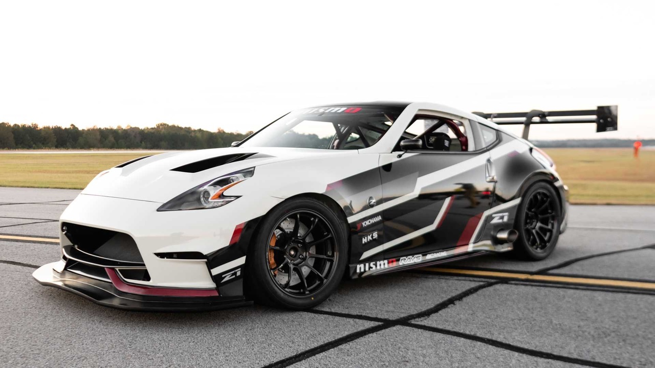 #SEMA 2019 : Nissan 370Z Global Time Attack... 3