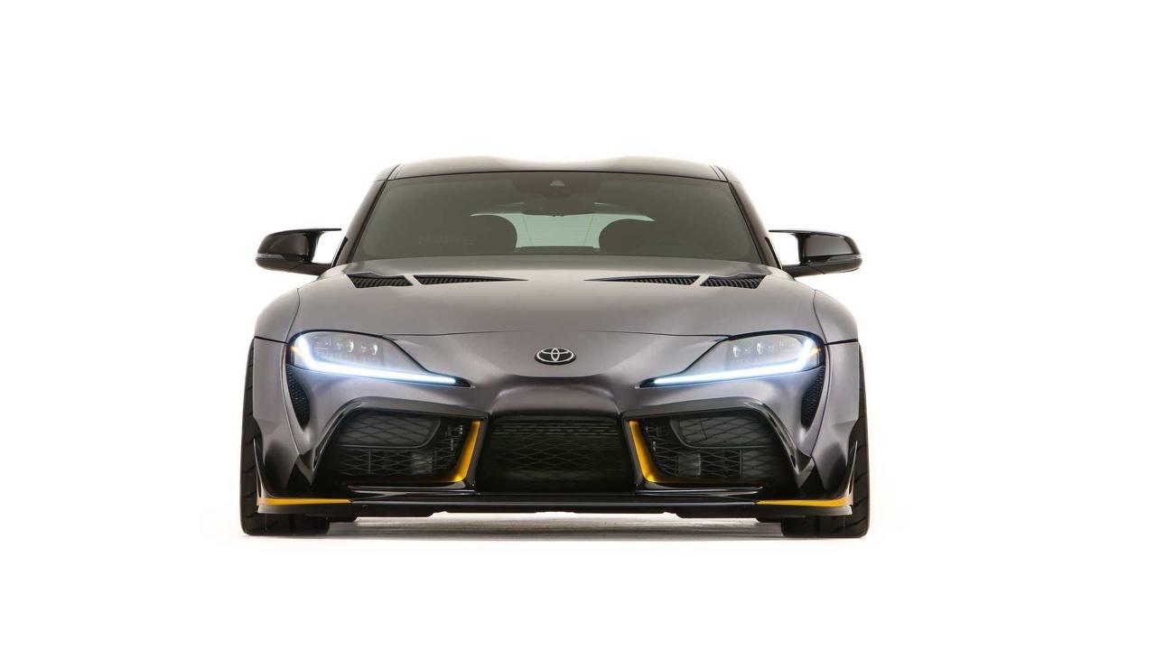 #SEMA 2019 : Des Toyota Supra de partout ! 3