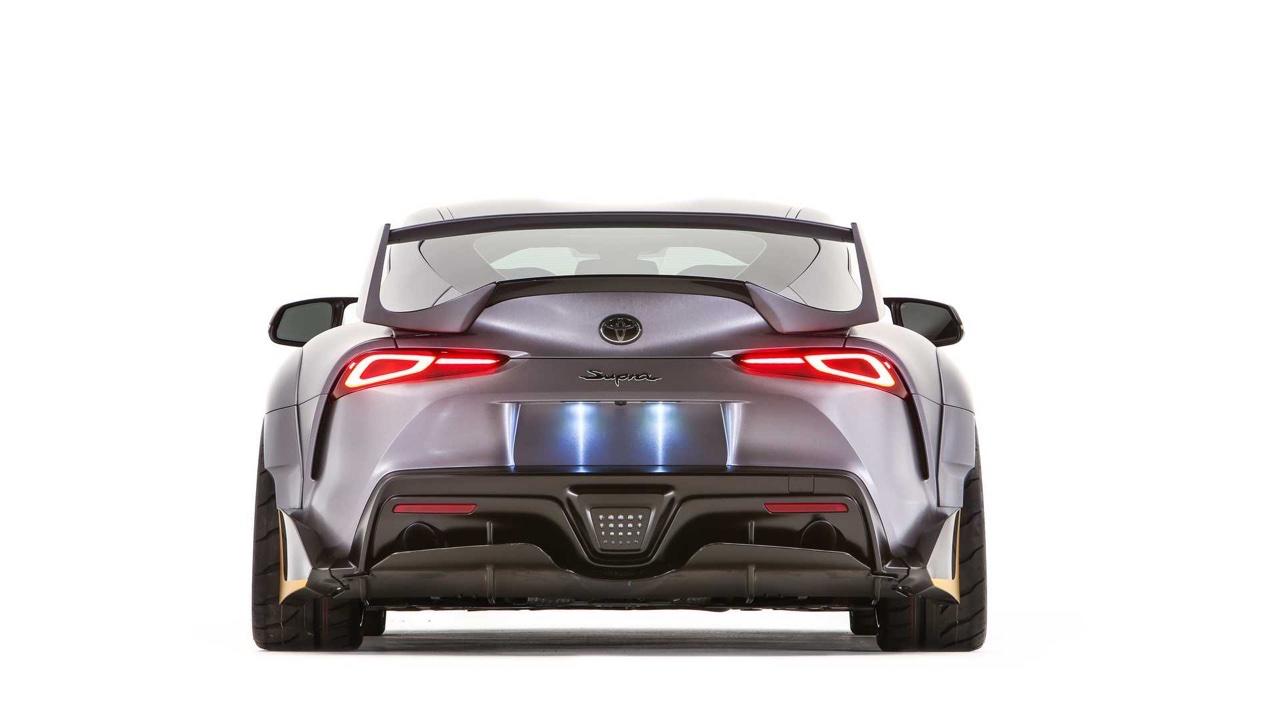 #SEMA 2019 : Des Toyota Supra de partout ! 5