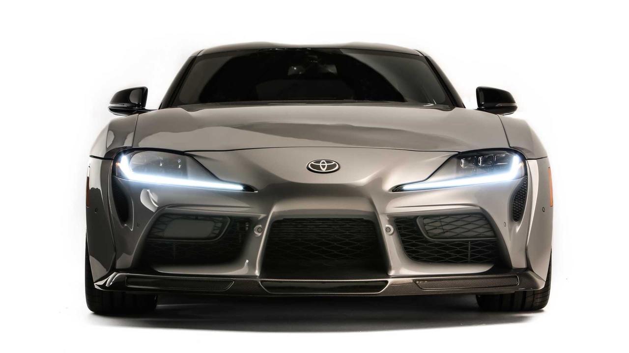 #SEMA 2019 : Des Toyota Supra de partout ! 22