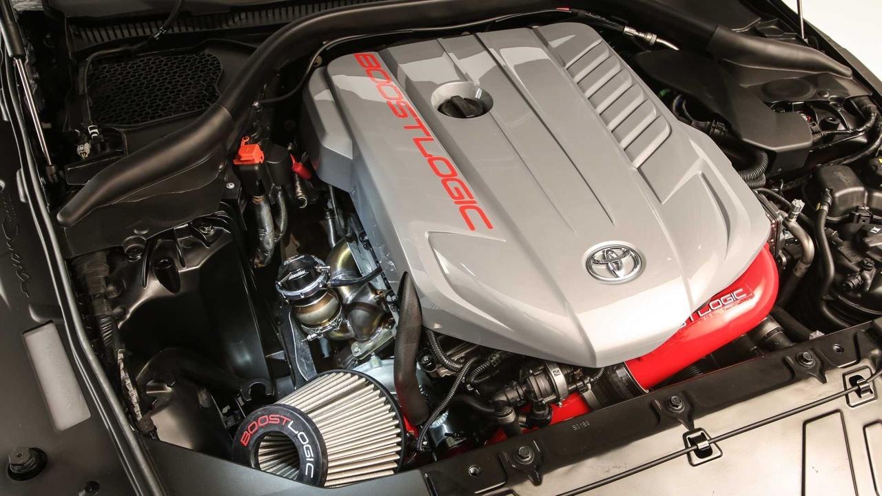 #SEMA 2019 : Des Toyota Supra de partout ! 20
