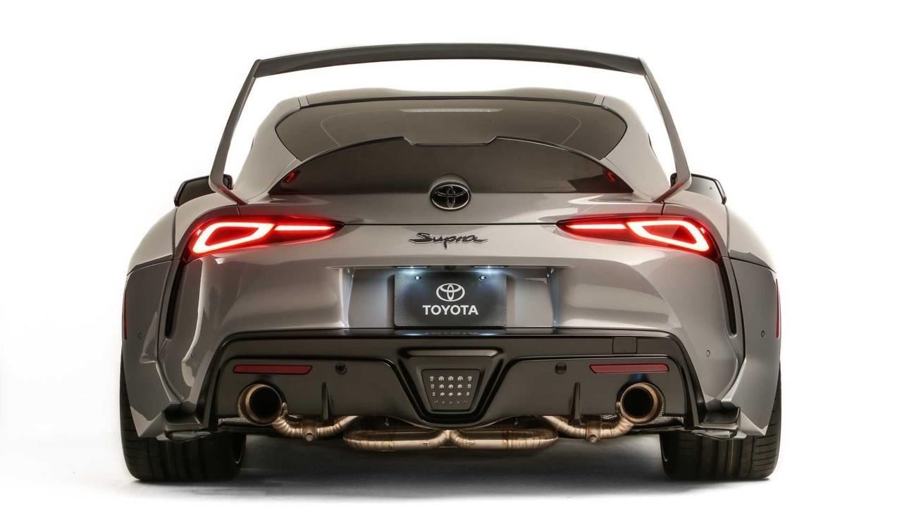 #SEMA 2019 : Des Toyota Supra de partout ! 21