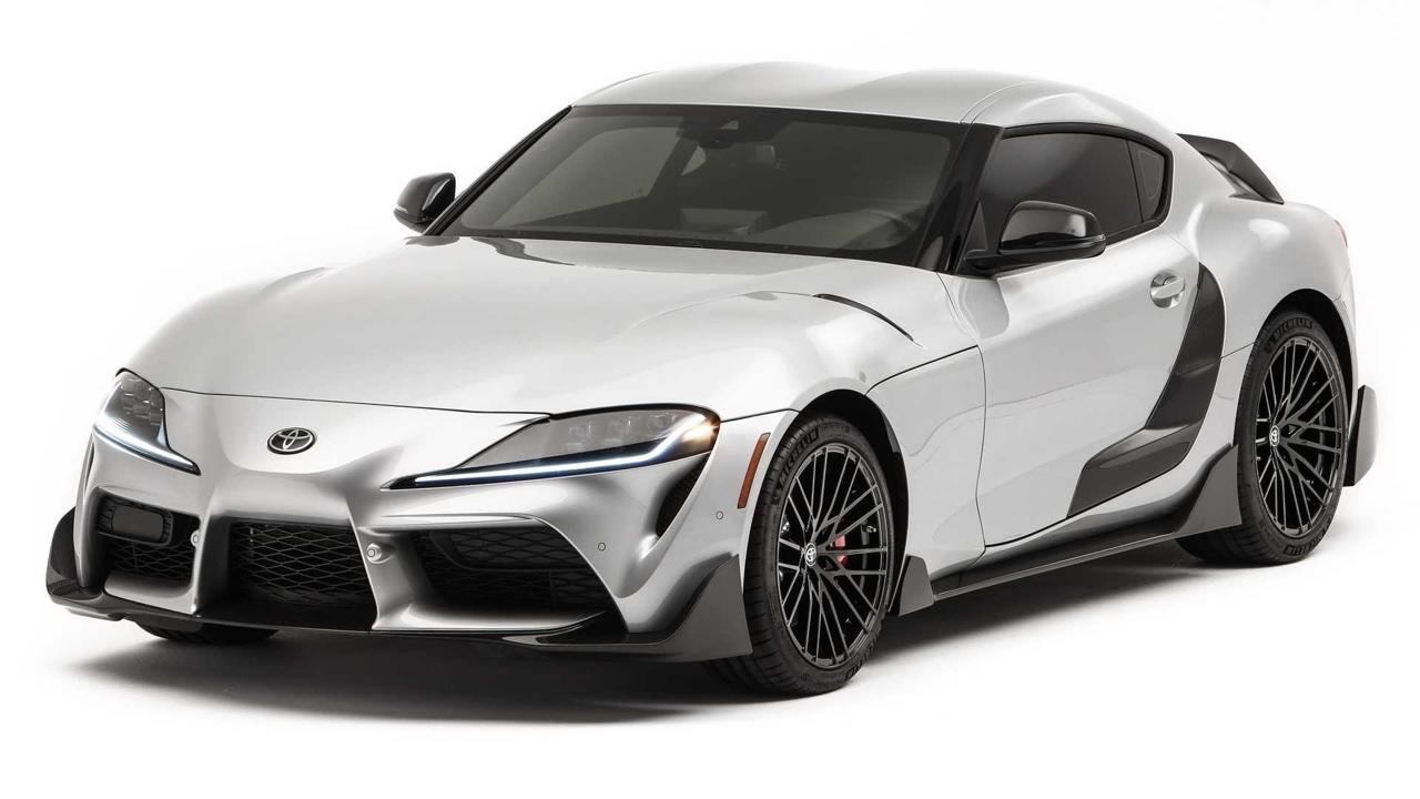 #SEMA 2019 : Des Toyota Supra de partout ! 15