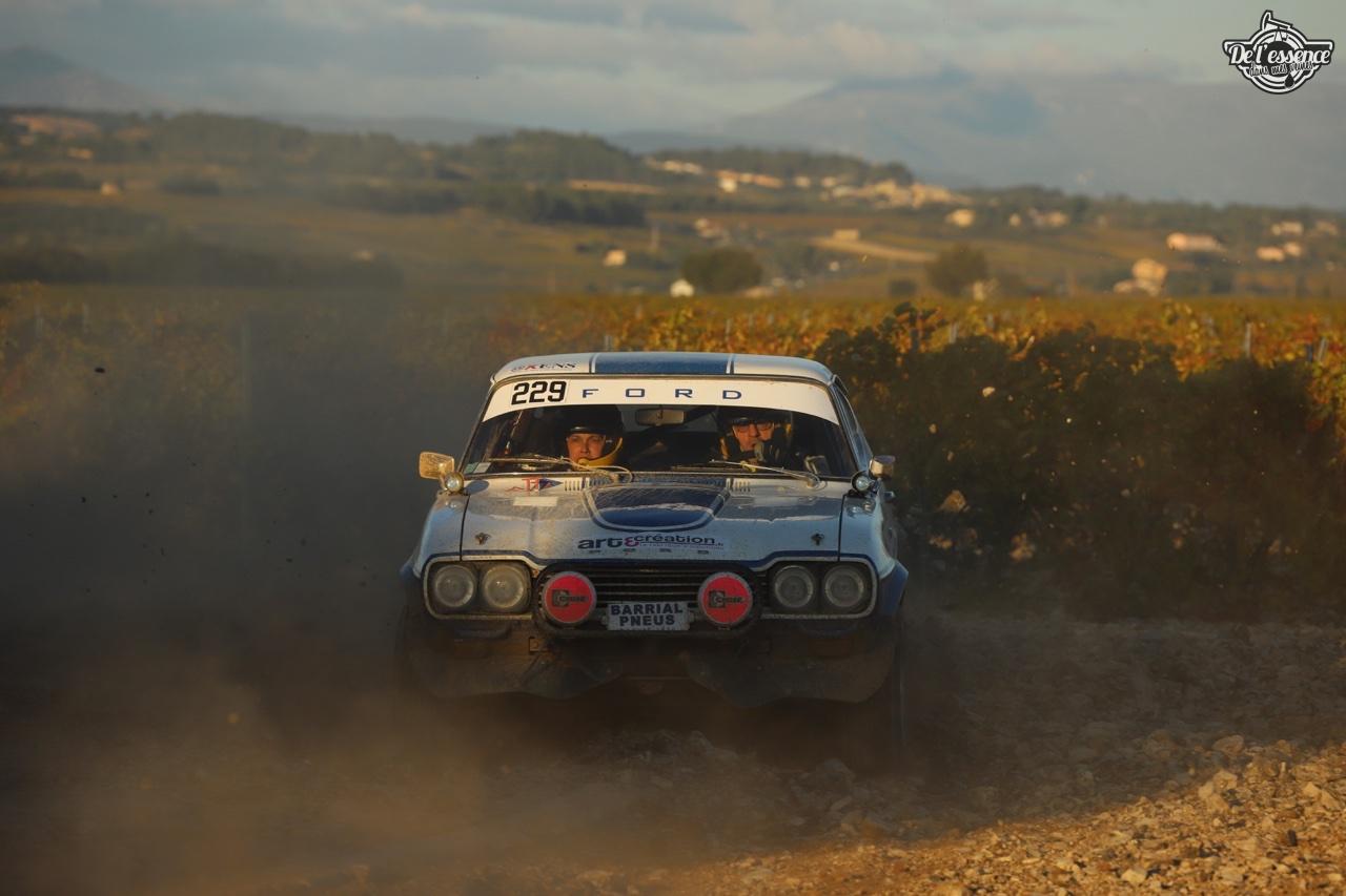 Terre de Vaucluse 2019... Et si on causait rallye ?! 24