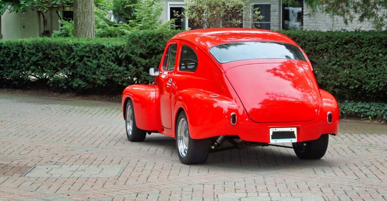 '63 Volvo PV544... De l'autre coté de l'Atlantique 7