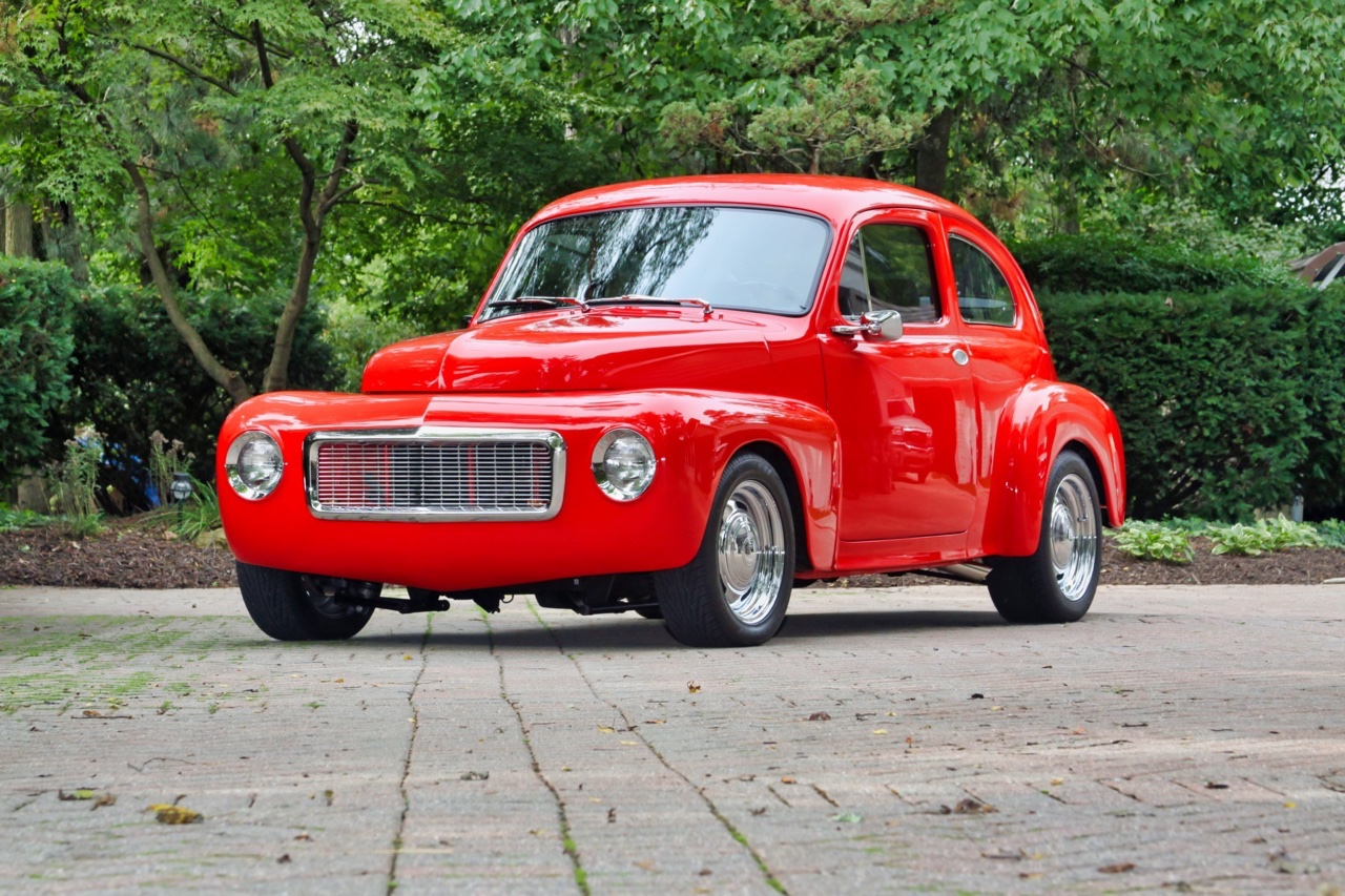 '63 Volvo PV544... De l'autre coté de l'Atlantique 6