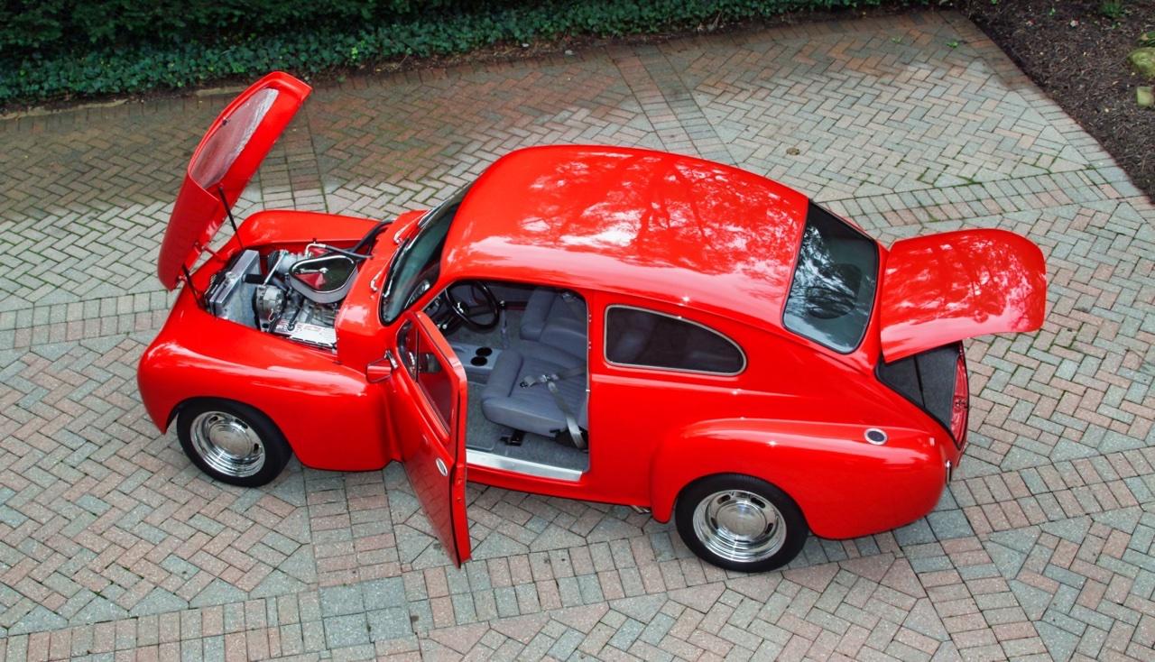 '63 Volvo PV544... De l'autre coté de l'Atlantique 16
