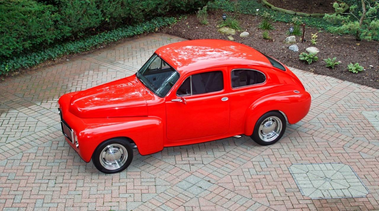 '63 Volvo PV544... De l'autre coté de l'Atlantique 4