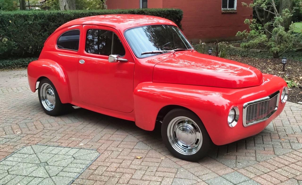 '63 Volvo PV544... De l'autre coté de l'Atlantique 1