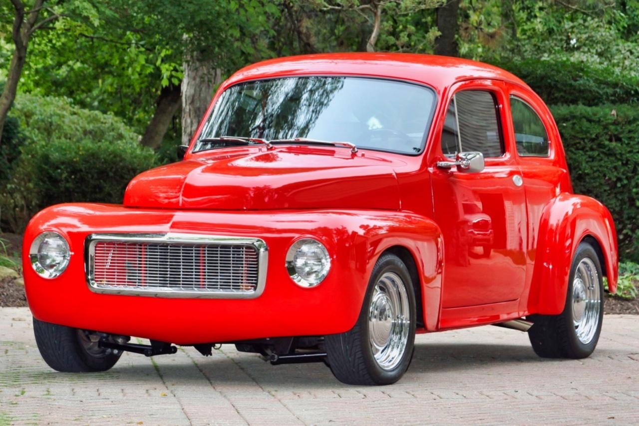 '63 Volvo PV544... De l'autre coté de l'Atlantique 8