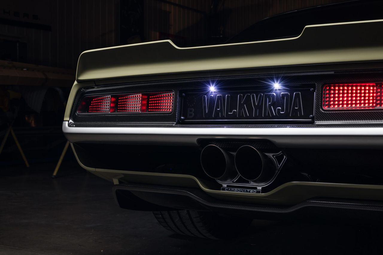 #SEMA 2019 - Camaro 1969 Restomod : Appellez-là Valkyrja ! 15