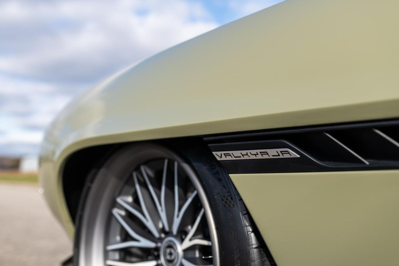 #SEMA 2019 - Camaro 1969 Restomod : Appellez-là Valkyrja ! 18
