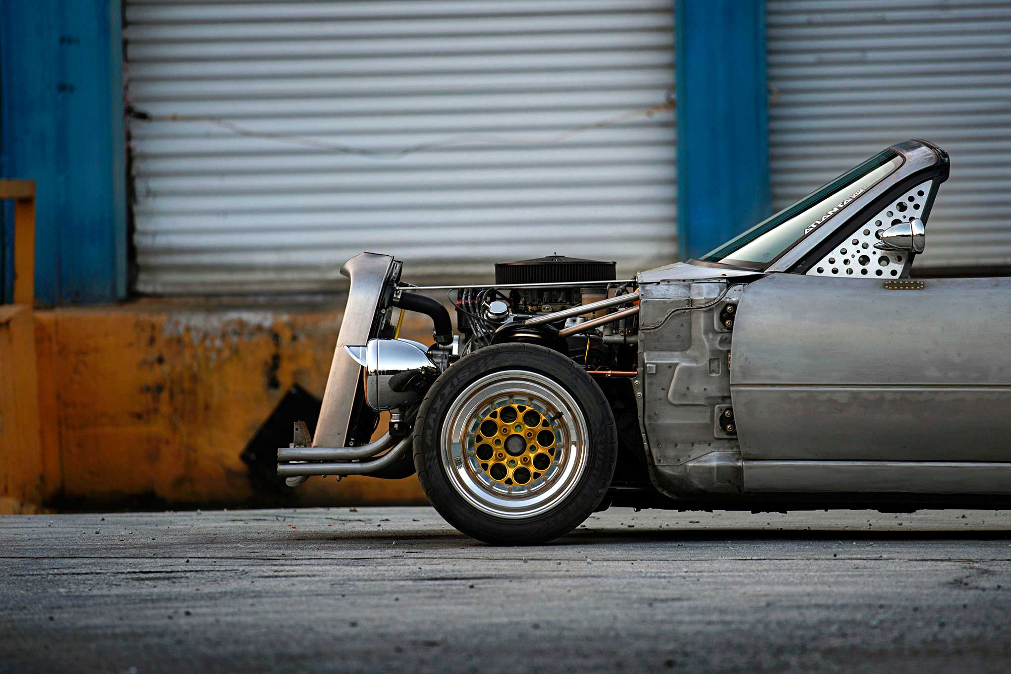 Mazda Miata Hot Rod V8 - What the Hell ?! 45