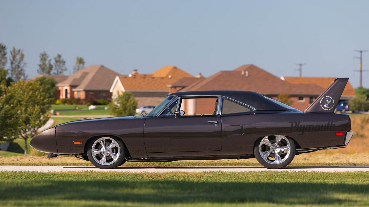 Restomod Plymouth Roadrunner '70 - Bip bip ! 17