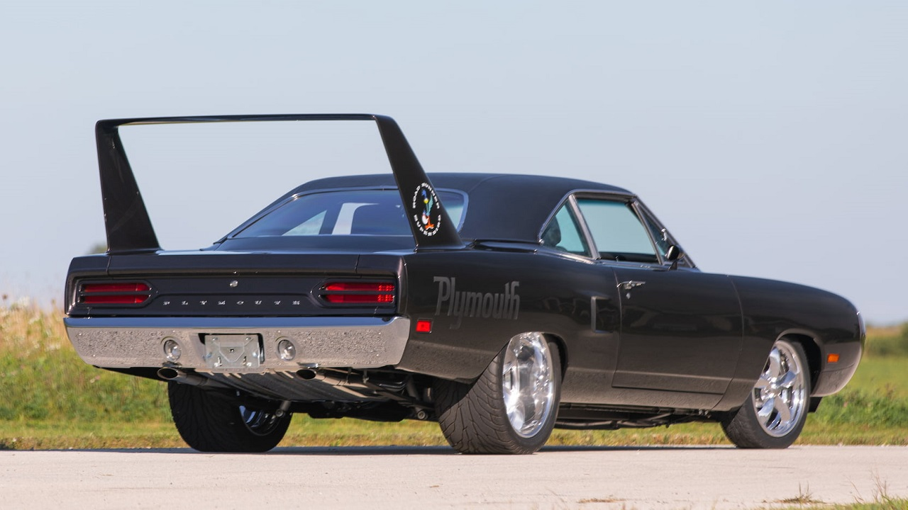 Restomod Plymouth Roadrunner '70 - Bip bip ! 18