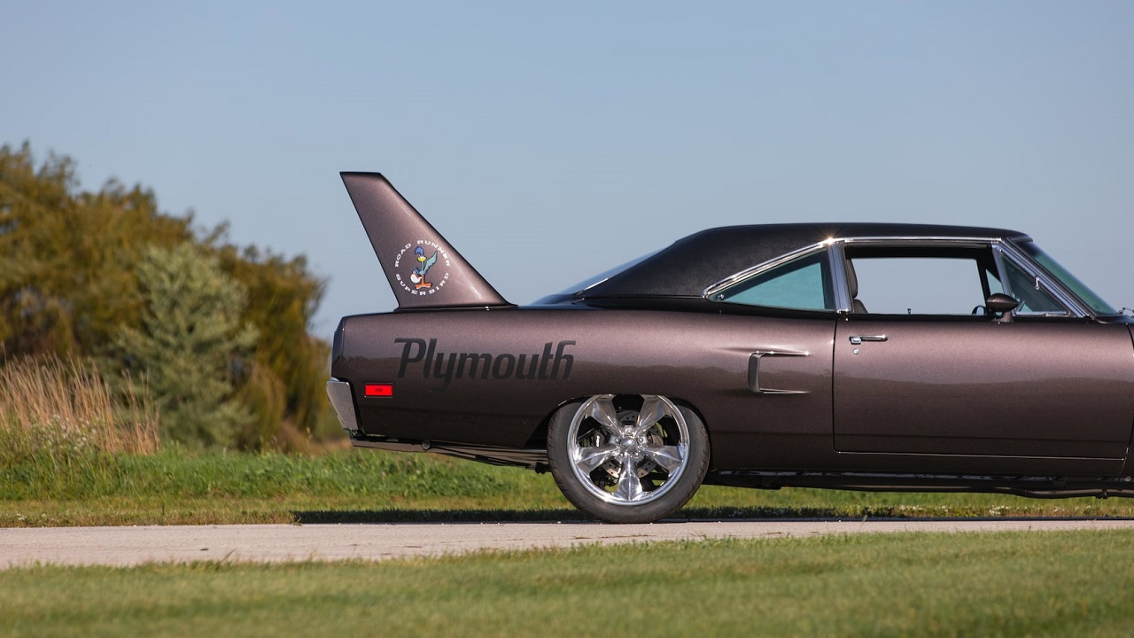 Restomod Plymouth Roadrunner '70 - Bip bip ! 3