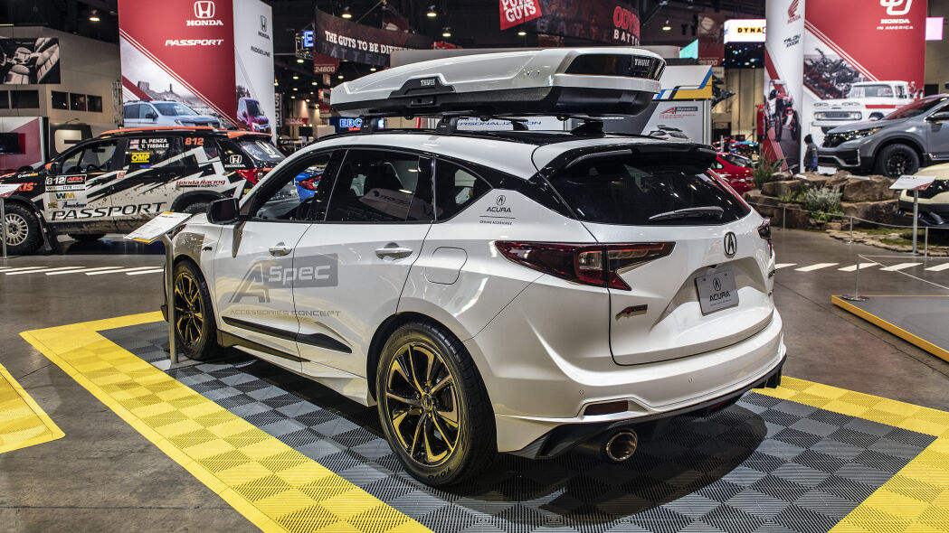 #SEMA 2019 - Acura en force ! 29