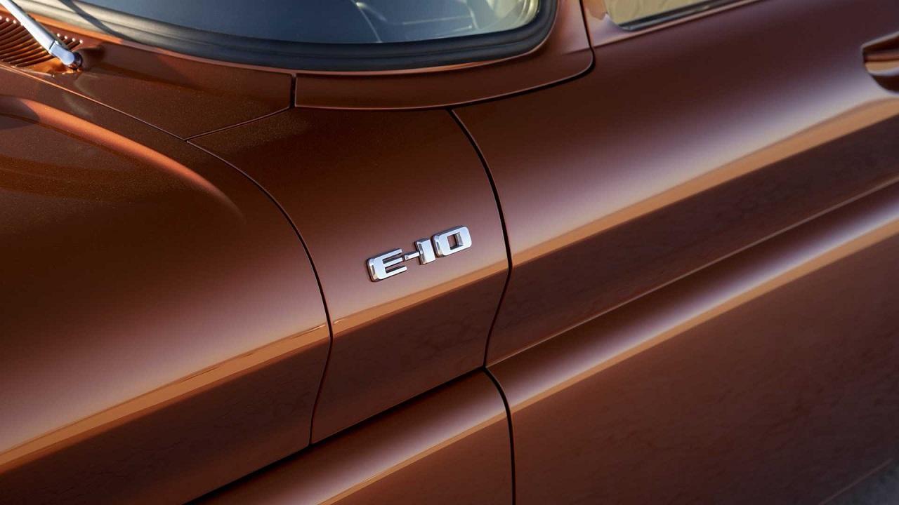 #SEMA 2019 - Chevy E-10 Concept - Les temps changent... 18