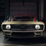 #SEMA 2019 - Camaro 1969 Restomod : Appellez-là Valkyrja !