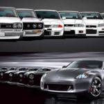 GTR & Z... Nissan souffle les 50 bougies !