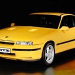 Artz Opel Calibra Lotus... Oui, Calibra !