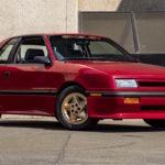 '89 Shelby CSX - Collector des 80's !