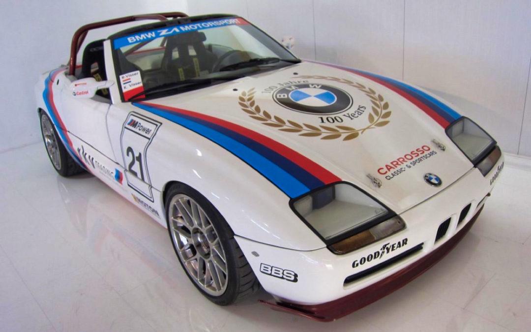 BMW Z1 Racing… La seule !