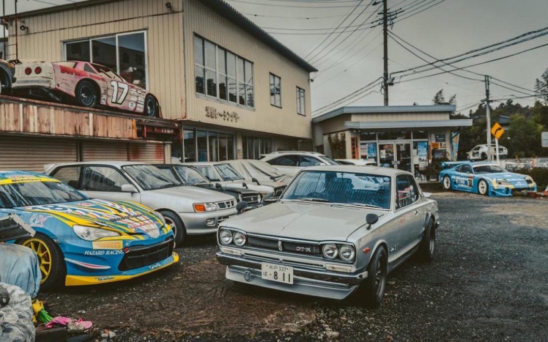 Au Japon, il y a des casses aussi… Mais pas comme les autres !