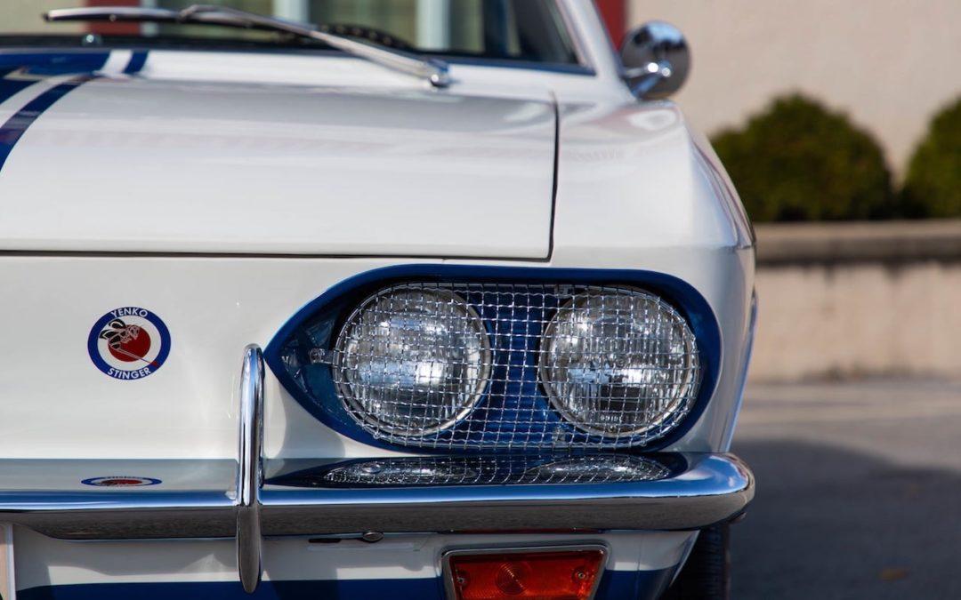 Chevy Yenko Stinger 1966 – Corvair délurée !