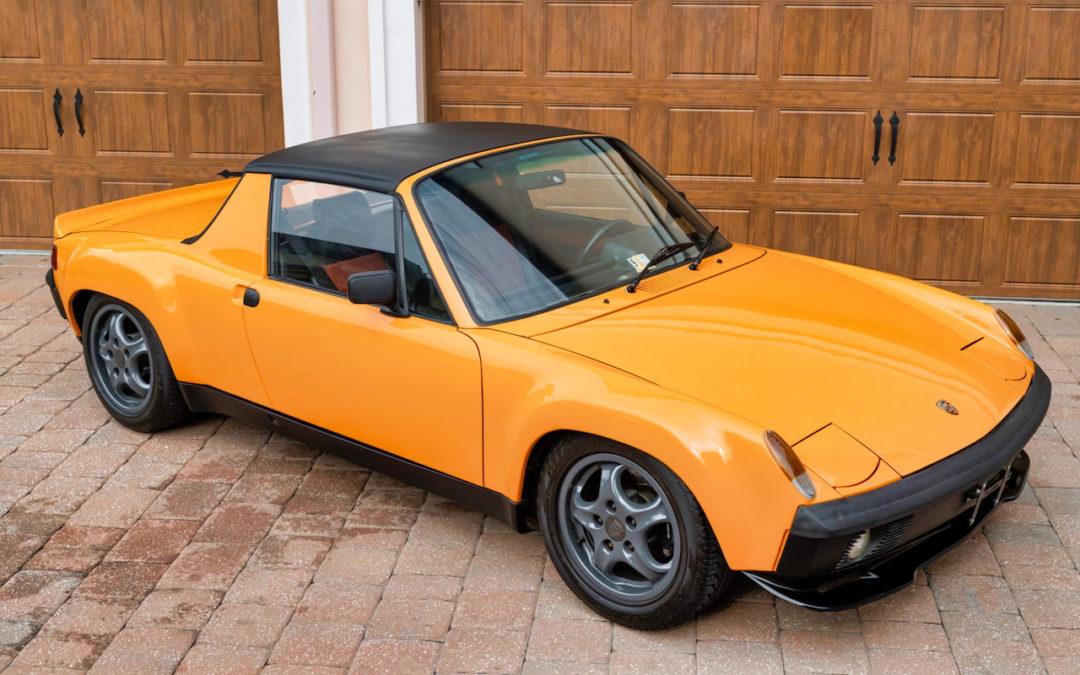 Porsche 914 Flat 6 3.2l – Mangeuse de 911 !
