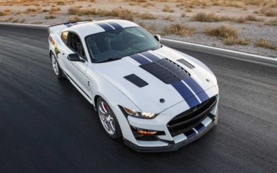 #SEMA 2019 : Mustang Shelby GT500 Dragon Snake… Ultime !