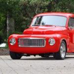 '63 Volvo PV544... De l'autre coté de l'Atlantique