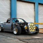 Mazda Miata Hot Rod V8 - What the Hell ?!