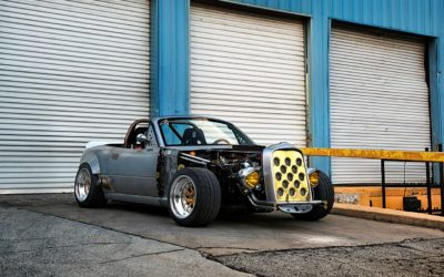 Mazda Miata Hot Rod V8 – What the Hell ?!
