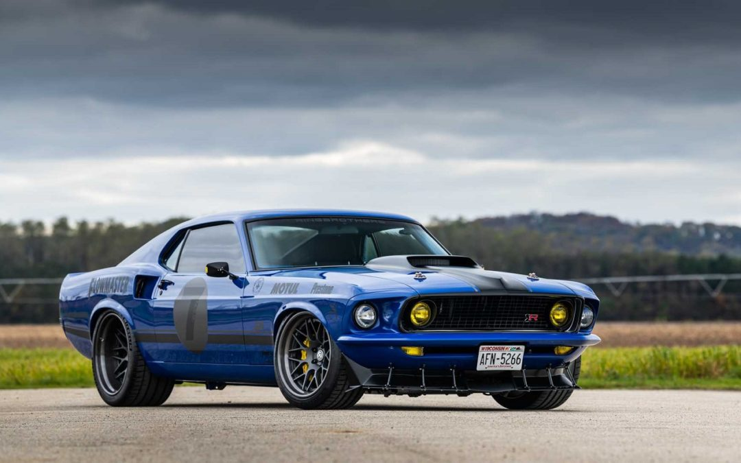 #SEMA 2019 – Mustang Mach 1 «UNKL» by Ringbrothers