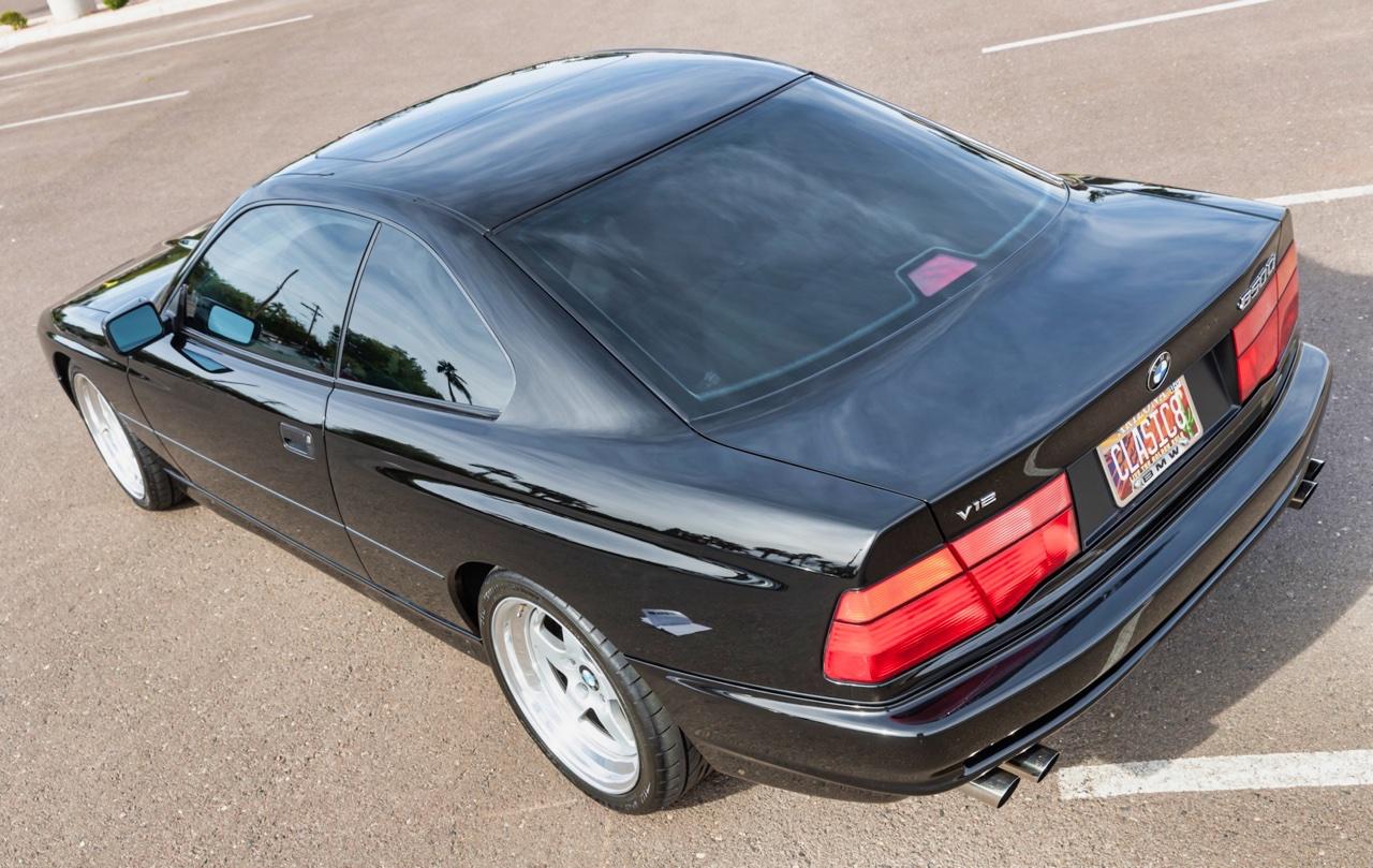 BMW 850i Par Dinan Engineering - Multiple de 6 ! 8