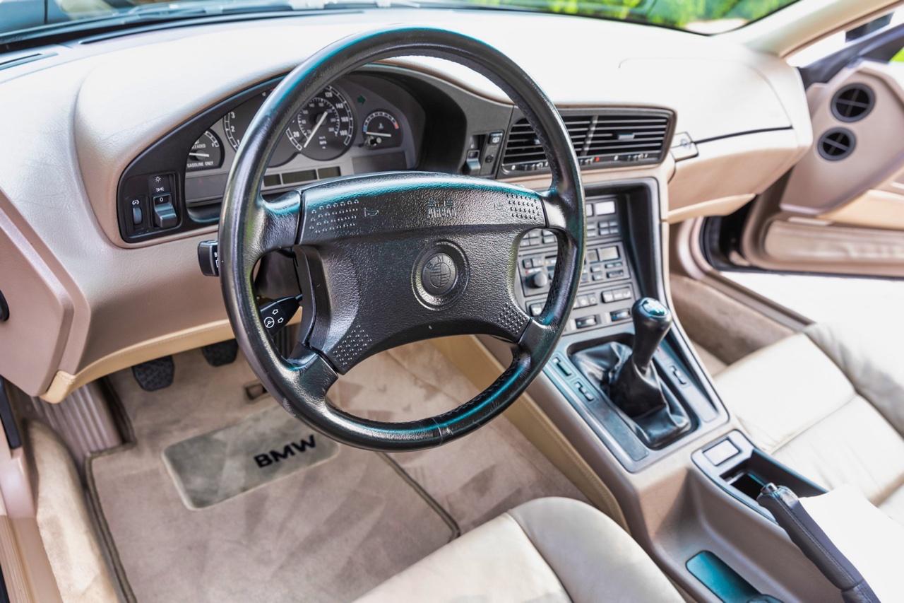 BMW 850i Par Dinan Engineering - Multiple de 6 ! 11