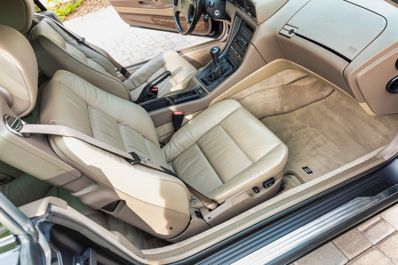 BMW 850i Par Dinan Engineering - Multiple de 6 ! 12