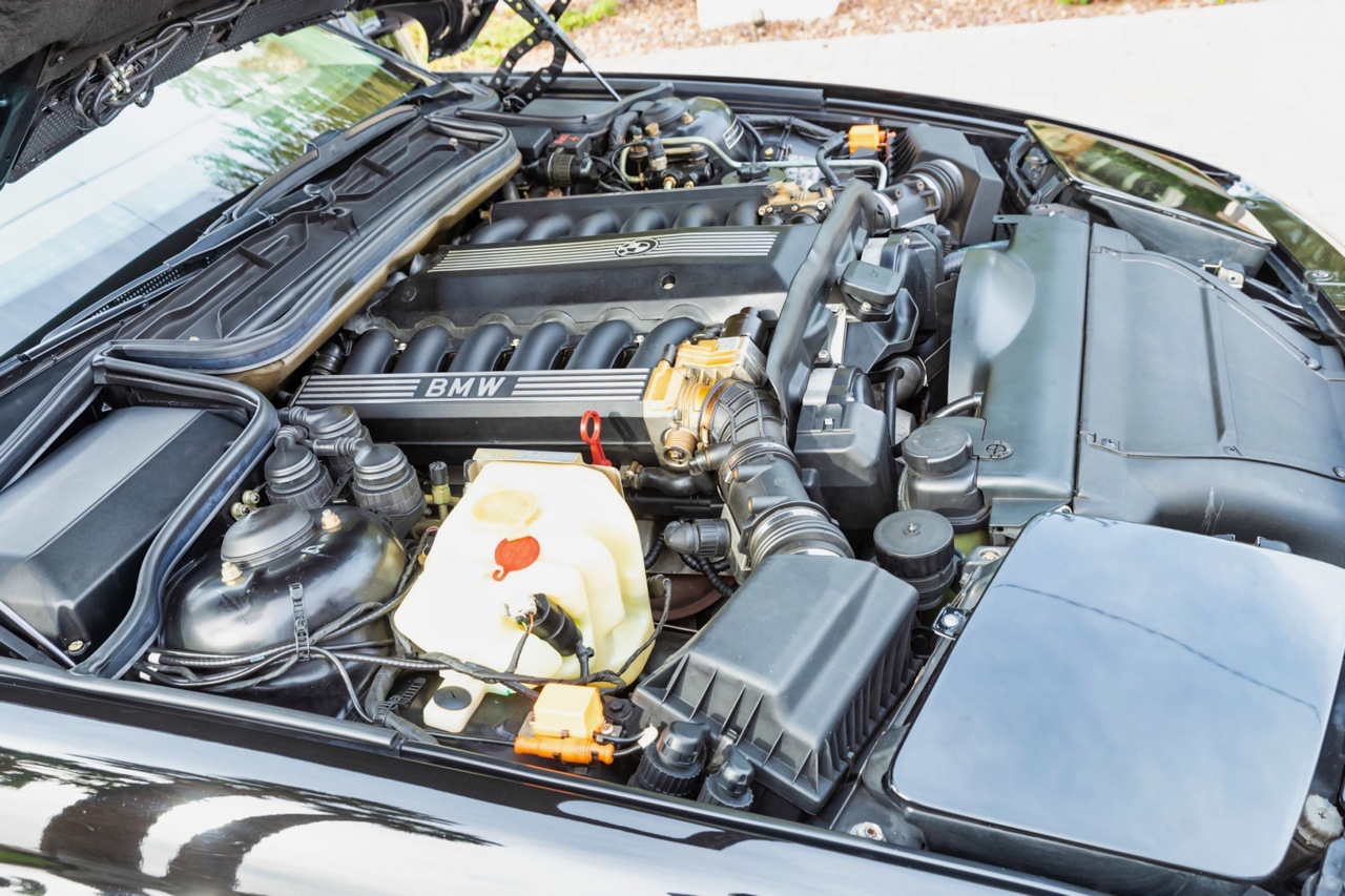 BMW 850i Par Dinan Engineering - Multiple de 6 ! 4