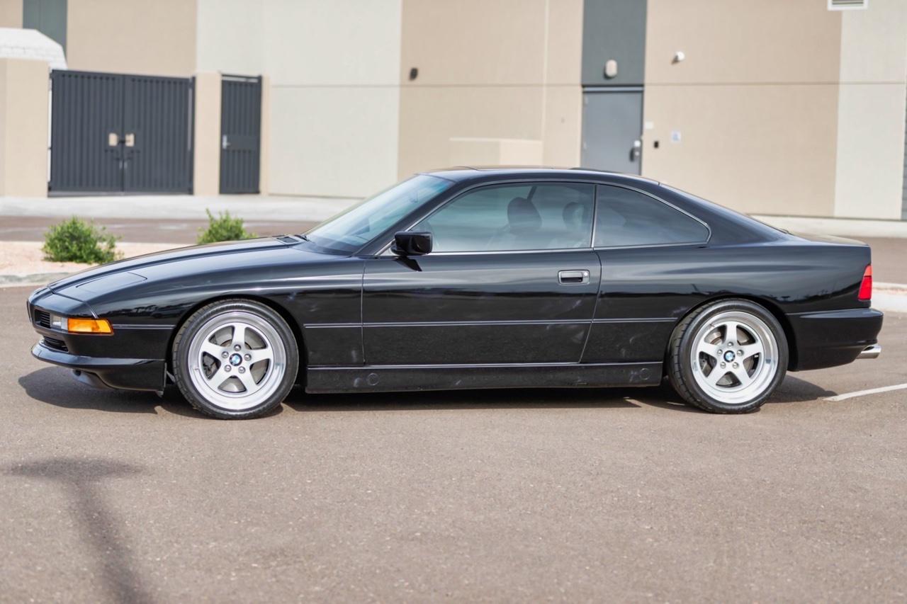 BMW 850i Par Dinan Engineering - Multiple de 6 ! 2