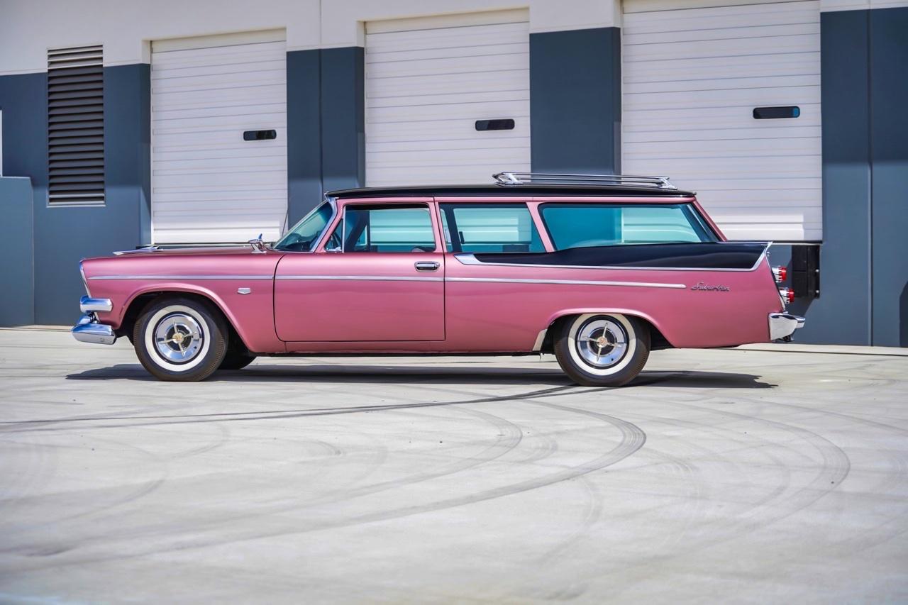 '58 Dodge Suburban Spectator... Du custom d'origine. 7