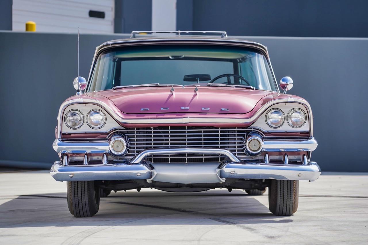 '58 Dodge Suburban Spectator... Du custom d'origine. 3