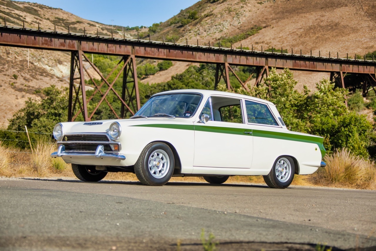 Ford Cortina Lotus Mk1 - Machine à gagner... 3