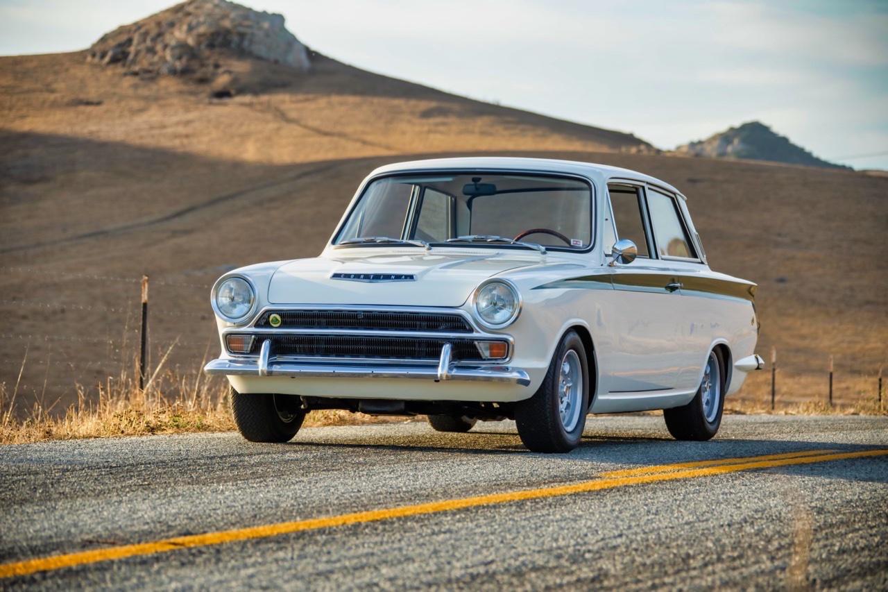 Ford Cortina Lotus Mk1 - Machine à gagner... 7