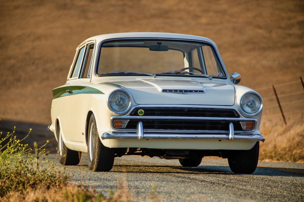 Ford Cortina Lotus Mk1 - Machine à gagner... 8